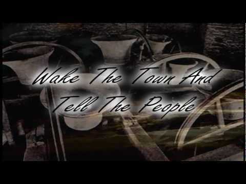 The Four Freshmen - Wake The Town And Tell The People