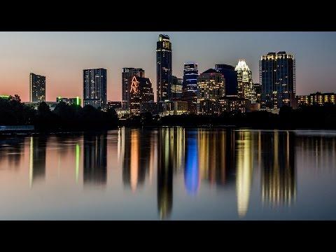 086#Alex-Дальнобой США...Austin,Texas...I-35...USA