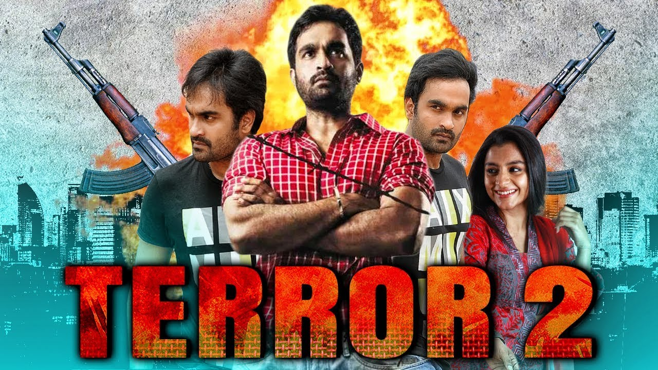 Terror 2 2018 Full Movie Download HDRip Hindi Dubbed 480p 350MB | 720p 950MB