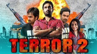 Terror 2 (Basanti) 2018 New Released Hindi Dubbed Movie | Raja Goutham, Alisha Baig, Randhir Gatla