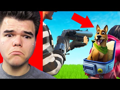 Reacting To THE SADDEST FORTNITE MOMENTS!