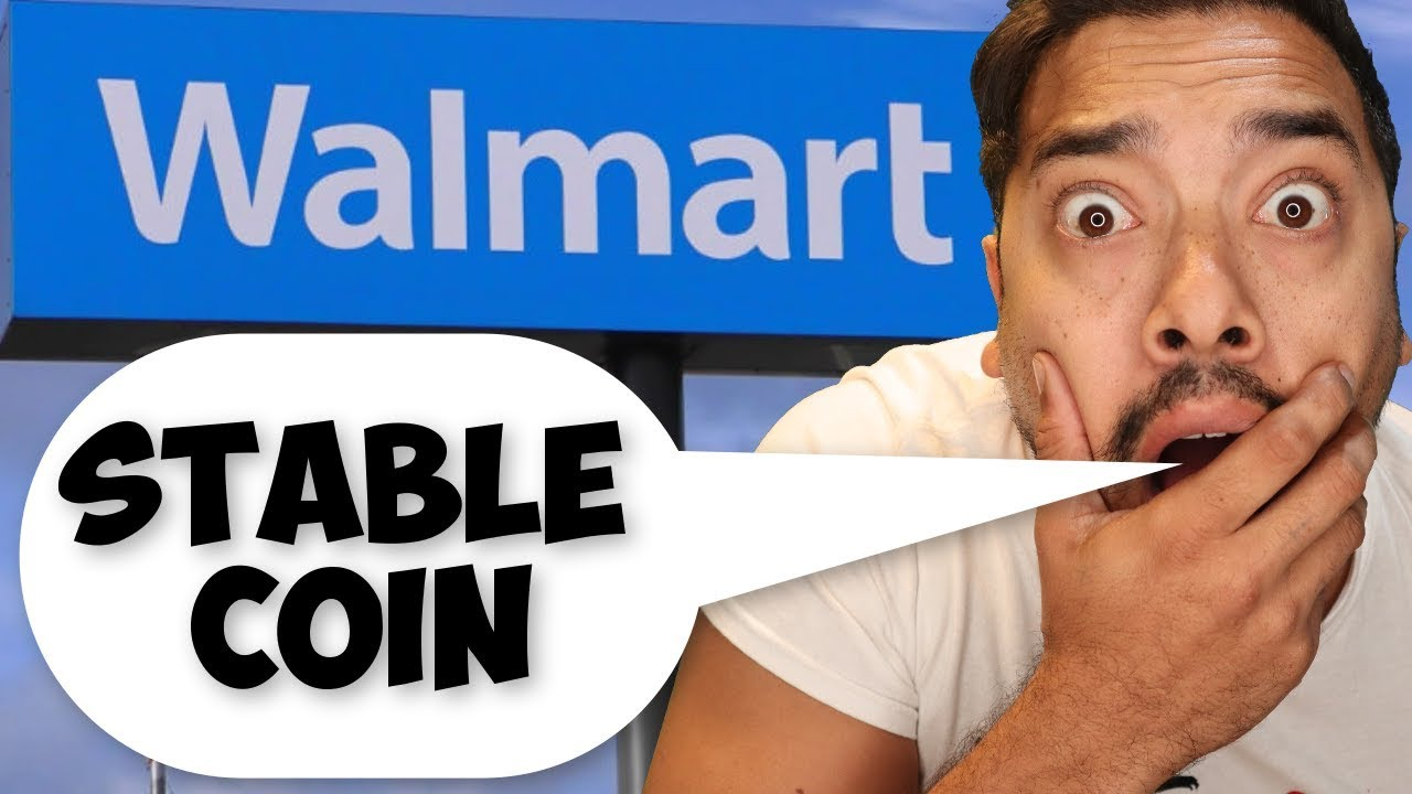 Walmart Launches Their Own Stable Crypto Currency !