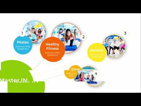 Health Club Free PowerPoint Template