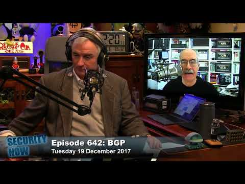 Security Now 642: BGP