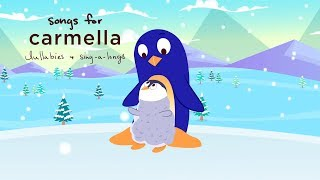 christina perri - songs for carmella: lullabies and sing-a-longs (full album loop)