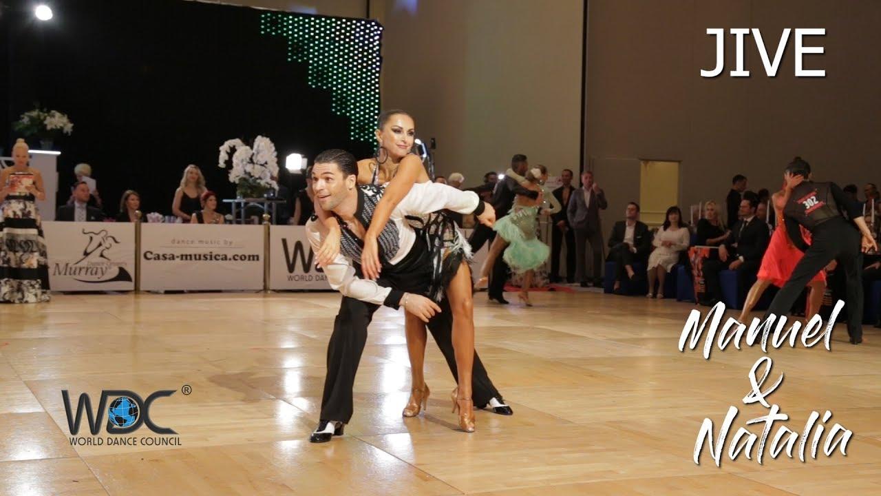 Manuel Favilla - Natalia Maidiuk  I Jive I WDC World Latin 2019