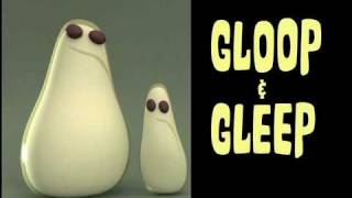 Gloop & Gleep - The Herculoids