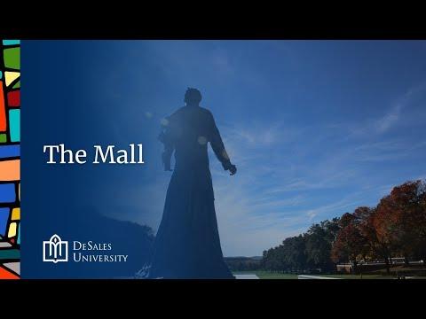6. The Mall - DeSales University