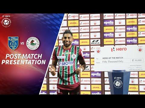 Post-match Presentation - Kerala Blasters FC 0-1 ATK Mohun Bagan - Match 1   Hero ISL 2020-21