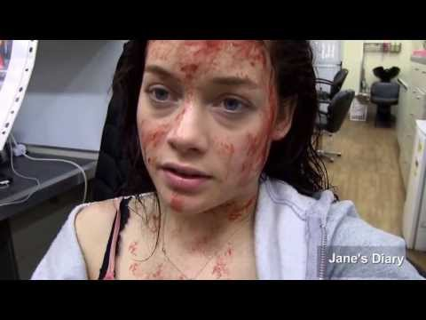 Evil dead 2013 behind the scenes 1/5