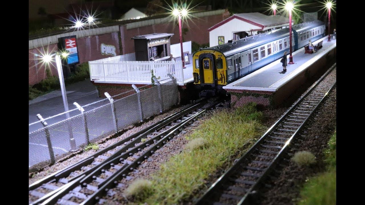 Lighting Model Railway Led Lamp Posts
