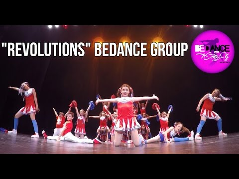 Revolutions, Bedance Group - Coreografía de Beatriz Anaya
