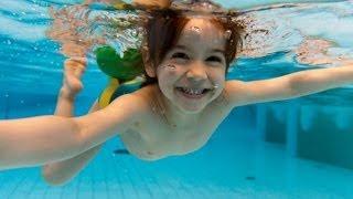 Как научиться плавать за один день. Learn to swim in one day.