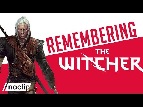 Remembering The Witcher 1 & 2 - Noclip Documentary