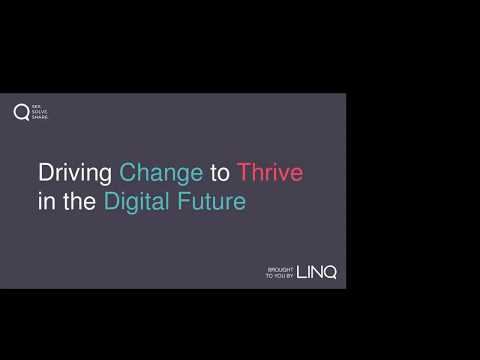 Driving Change to Thrive in the Digital Economy Webinar