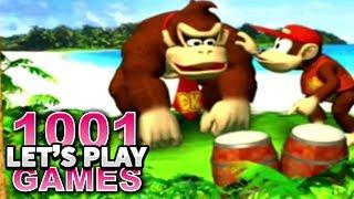 Donkey Konga (GameCube) - Let