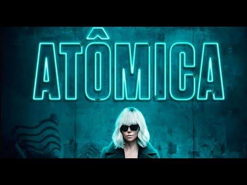 Crítica   Atômica - Charlize Theron no filme mais fod@o de 2017