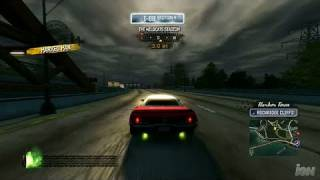 Burnout Paradise: The Ultimate Box PC Games Gameplay - Marked Man