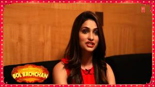 In conversation with Prachi Desai  | Bol Bachchan