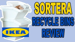 IKEA Sortera Plastic Bins Review | Clueless Dad