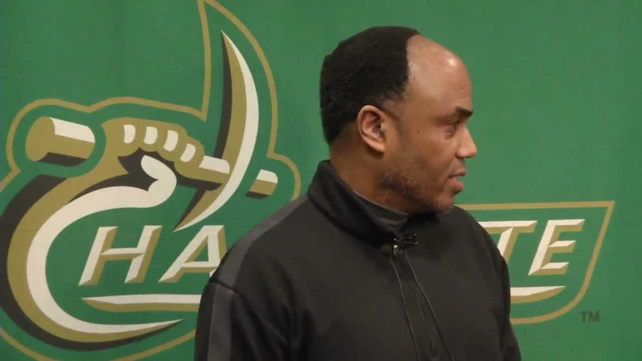 Charlotte 49ers Mens Basketball Coach Major Weekly Press ...