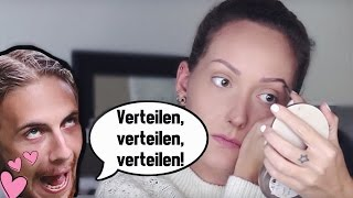 MY BOYFRIEND DOES MY VOICE OVER (GERMAN)