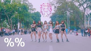 [KPOP IN PUBLIC CHALLENGE] Apink(에이핑크) _ %%(Eung Eung(응응)) Dance Cover By B-Wild From Vietnam