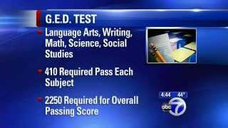 Students hurry to take G.E.D. test before 2014 changes