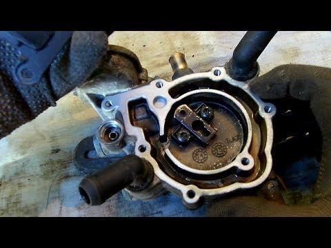 Mazda 6, ремонт газового редуктора, часть 1