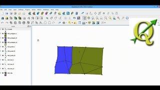 5-  QGIS Basics: Basic Geometry Tools & Geo processing