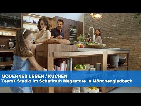 TEAM7 im KÜCHEN SCHAFFRATH MEGASTORE