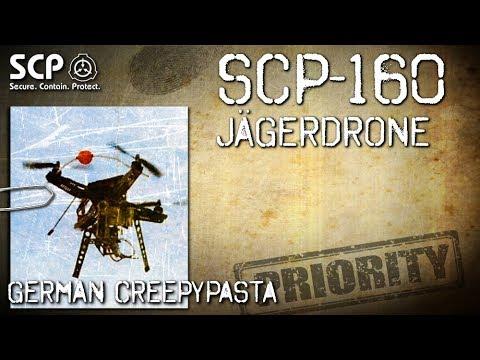 SCP-160: Jägerdrone - German Creepypasta...