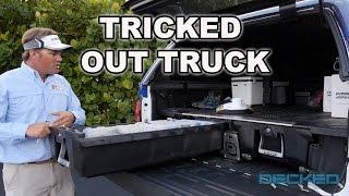 Trick My Truck - New Truck Customization - Decked System - Best Way To Organize Your Gear