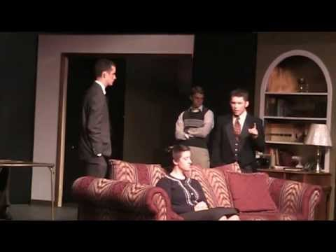 The Mousetrap - Act 2 (Part 1)