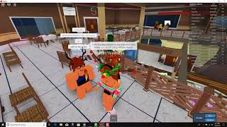 THE FUNNIEST COMEDIAN (roblox pranks)