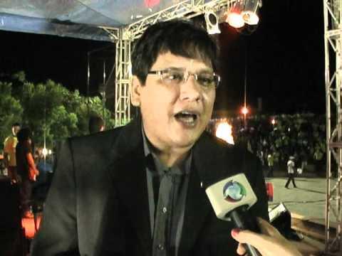 Celebração do Fruto Fiel em Setembro de 2009. Notícia no Paragominas em Manchete.