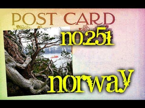 Postcard no 251 #NORWAY