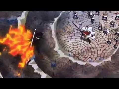 วันพีช - ซาโบ้ vs ฟูจิโทระ [One Piece]