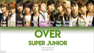 Super Junior - Over