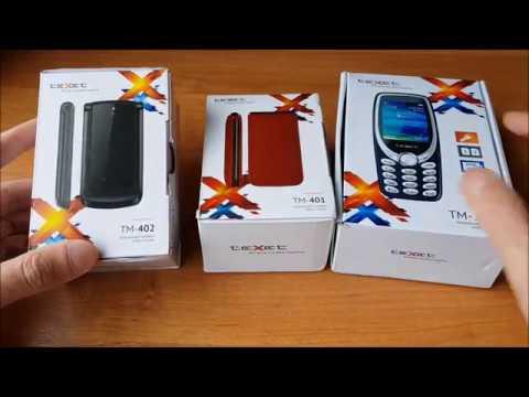 Обзор телефона TeXet TM-402. Симпатяга!