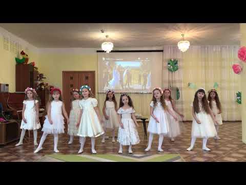 """""""Россия - ты моя звезда"""" Ю.Таран, исполняет детский вокальный ансамбль """"Малина"""""""