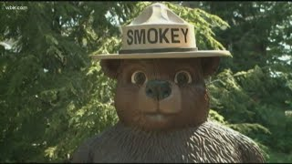 Smokey Bear Celebrates 75th Birthday