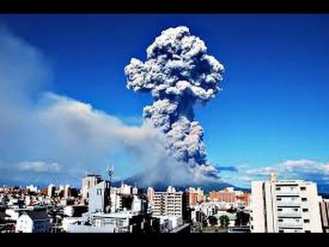 Massive Volcano Erupts Near NPP in Japan & Fukushima Update 5/28/15