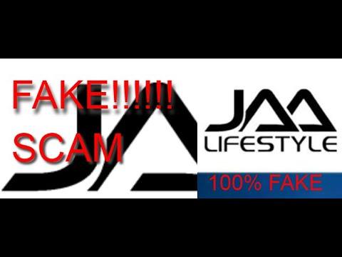 Jaa Lifestyle 100 Terbukti Fake Scam Youtube