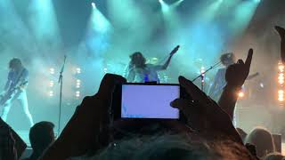The Darkness ''Rock'n'roll deserves to die''live at Alcatraz Milano 6 febbraio 2020