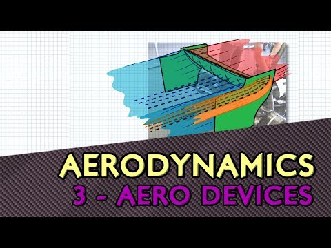 F1 Aerodynamics - 3: Slots, Diffusers, Bargeboards, S-duct