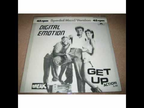 Клип Digital Emotion - Get Up Action