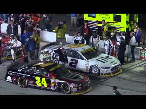 Nascar Crash and Conflict 2014 Part 2