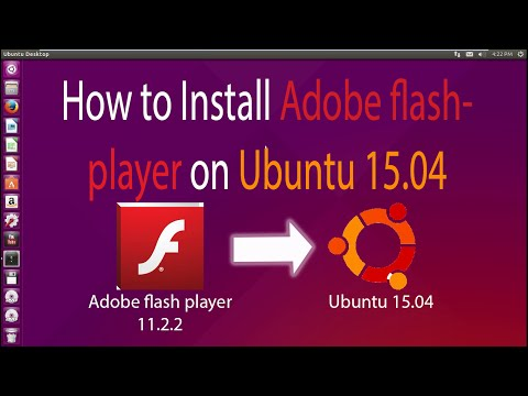 How To Install Adobe Flash Player On  Ubuntu