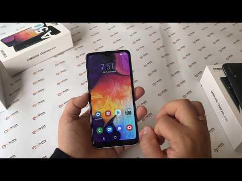 Копия смартфона SAMSUNG GALAXY A50, Обзор реплики самсунг